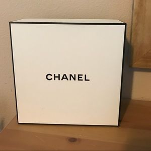 Chanel sturdy box